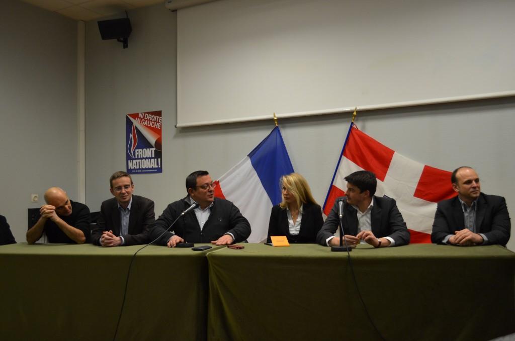 Marion Maréchal Le Pen Annecy Seynod
