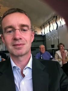 Selfie avec Jean-Marie