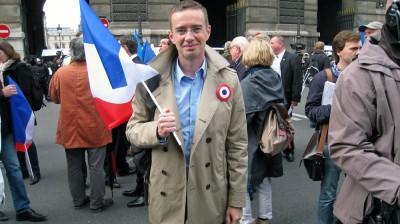 1er mai 2014 à Paris