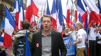 Jérémy, conseiller municipal d'Annecy