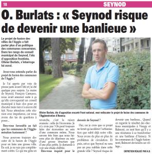 Essor Savoyard du 21/08/2014 par Amélie David