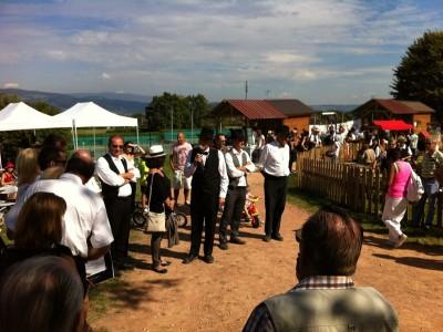 Discours d'ouverture - Fête du Vieux Seynod 2014