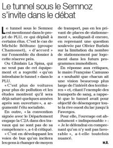 Le Dauphiné du 29 juin 2016 (suite)